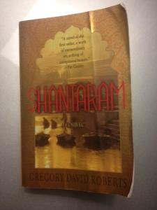 Shantaram, book review, forgiveness, betrayal, good book to read
